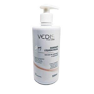 Sabonete Liquido Facial 500ml Vedis