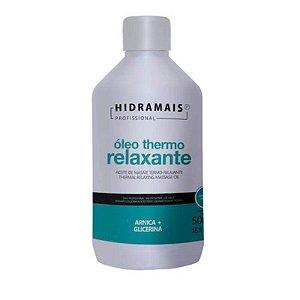 Óleo de Massagem Thermo Relaxante Hidramais 500ml