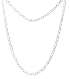 Corrente Masculina 3X1 Em Prata 925 70cm/3mm