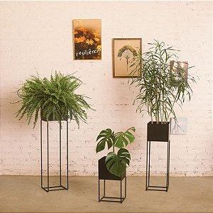 Trio Cachepot para Plantas