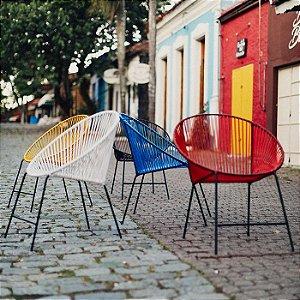 Cadeira Macarrão