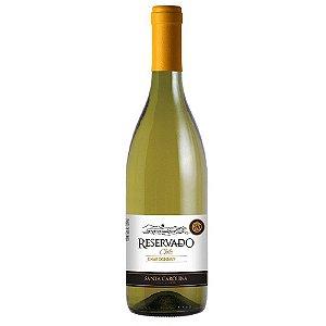 Vinho Santa Carolina Reservado Chardonnay