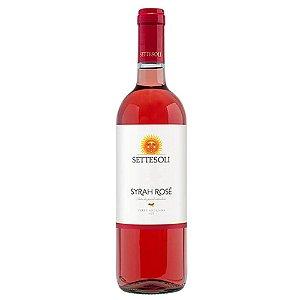 Vinho Settesoli Syrah Rosé