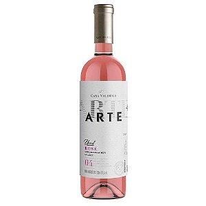 Vinho Arte Rose Blend Gewurztraminer e Malbec