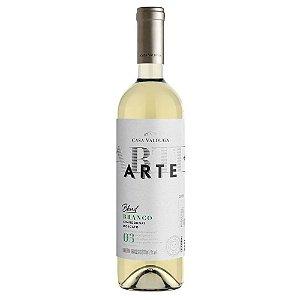 Vinho Arte Branco Blend Chardonnay E Moscato