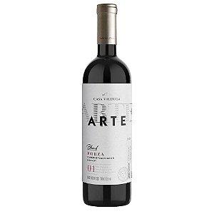 Vinho Arte Forza Blend Cabernet Sauvignon e Merlot