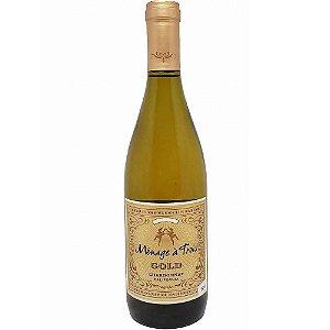 Vinho Ménage à Trois Gold Chardonnay