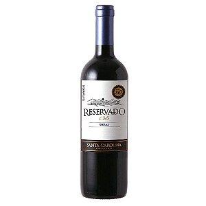 Vinho Santa Carolina Reservado Syrah