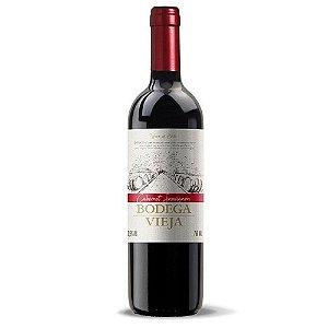 Vinho Bodega Vieja Tinto Cabernet Sauvignon