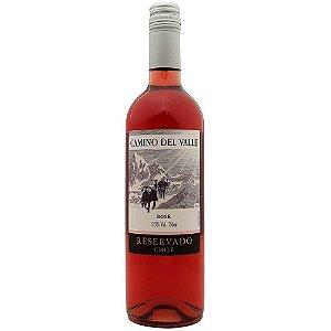 Vinho Camino Del Valle Rosé