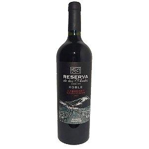 Vinho Reserva de Los Andes Roble Black Cabernet Sauvignon