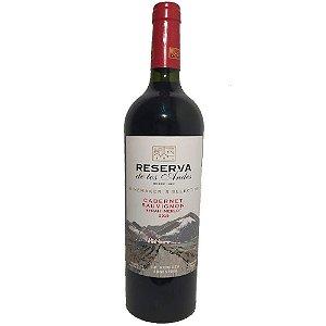 Vinho Reserva de Los Andes Blend Cabernet Sauvignon