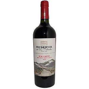 Vinho Reserva de Los Andes Blend Malbec