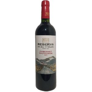Vinho Reserva de Los Andes Cabernet Sauvignon