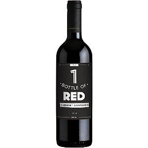 Vinho One Bottle of Red Cabernet Sauvignon