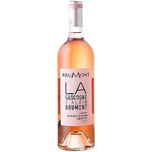 Vinho Rosé Tannat Syrah/Shiraz Merlot Alain Brumont