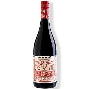 Vinho C'est La Vie Rouge - Vin De Pays D'oc