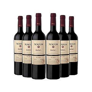 Kit de Vinhos Norton Malbec DOC
