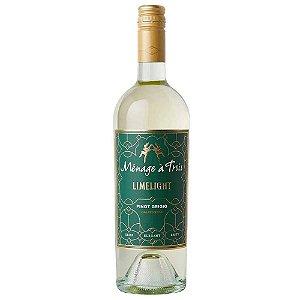Vinho Menage A Trois Limelight Pinot Grigio