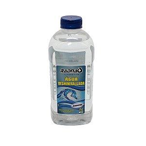 Água desmineralizada Radnaq