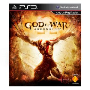 Jogo God of War: Ascenscion - PS3 (Capa Dura) Semi Novo