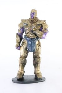Thanos Action Figure em Resina