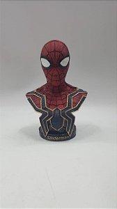 Busto Spider Man em Resina