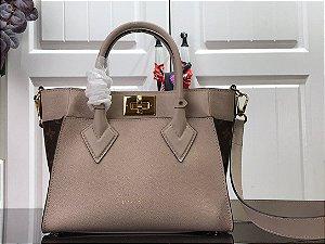 """Bolsa Louis Vuitton On My Side """"Greige"""""""