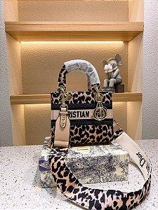 "Bolsa Dior Lady D-Lite ""Beige"""