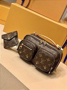 "Multi Pochette Louis Vuitton ""Brown"""