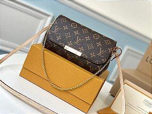 """Bolsa Louis Vuitton Favorite """"Brown"""""""
