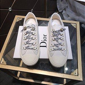 """Tênis Dior Sneaker """"White"""""""
