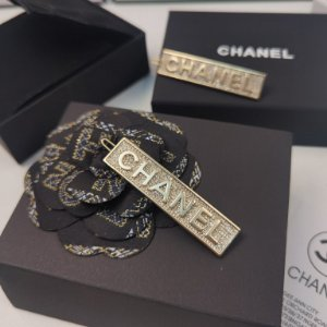 "Presilha Chanel ""Gold"""