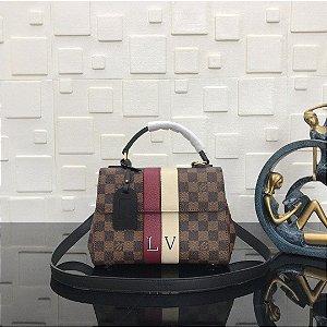 "Bolsa Louis Vuitton Bond Street BB ""Red&White"""