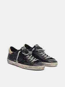 "Tênis Golden Goose Sneaker ""Black"""