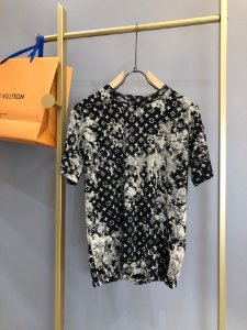 "Camiseta Louis Vuitton ""Black"""