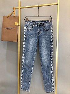 """Calça Jeans Burberry """"Blue"""""""
