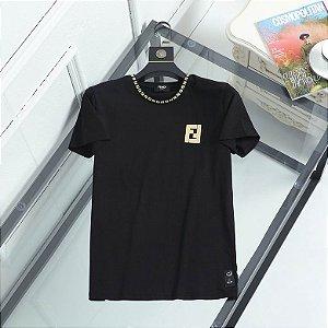 """Camiseta Fendi """"Black"""""""