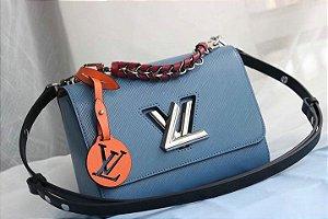 "Bolsa Louis Vuitton Twist ""Blue"""