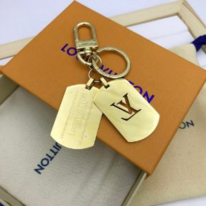 """Chaveiro Louis Vuitton """"Gold"""""""