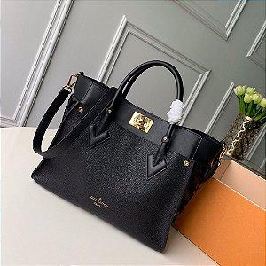 "Bolsa Louis Vuitton On My Side ""Black"""