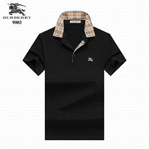 "Camisa Polo Burberry ""Black/Vintage"" (PRONTA ENTREGA)"