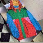 "Casaco Gucci GG Hooded Jacket ""Multicolour"""