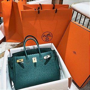 "Bolsa Hermes Birkin ""Emerald Green"""