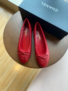 """Sapatilha Chanel """"All Red"""""""