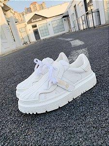 "Tênis Sneaker Dior-ID ""All White"""