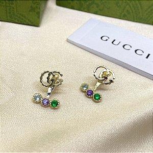 """Brinco Gucci """"Multicolor"""""""