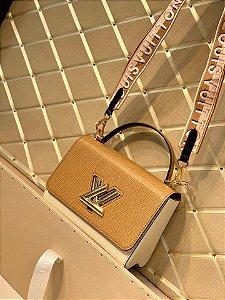 "Bolsa Louis Vuitton Twist ""Caramel"""