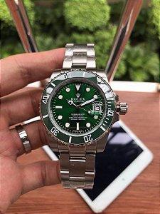 """Relógio Rolex Submariner """"Emerald Green"""""""