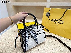 """Bolsa Fendi """"White&Black"""""""